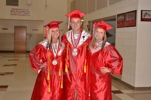 Rock Hill Graduation 2013