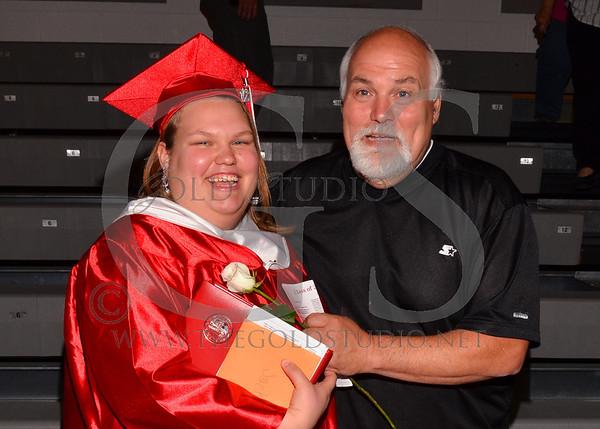 Rock Hill High School Graduation 2012