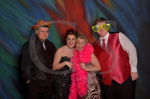 Rock Hill PROM Photobooth 2013