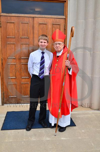 St Joe Confirmation 5-1-2012