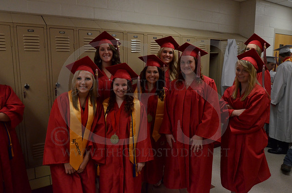 Symmes Valley Graduation 2014