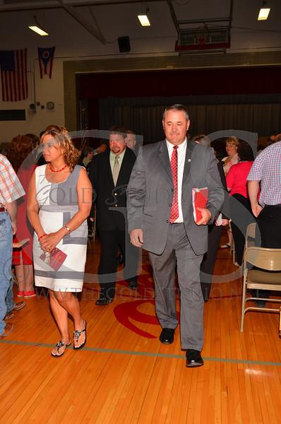 Symmes Valley High School Graduation 2012